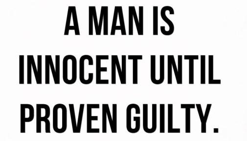 Innocent-until-proven-guilty
